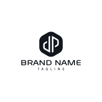 Techie Letter dp Logo