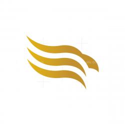 Wings Eagle Logo