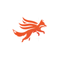 Winged Fox Logo
