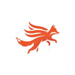 Winged Fox Logo