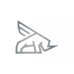 Winged Rhino Logo