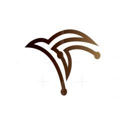 Tech Eagle Logo