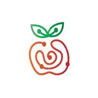 Tech Apple Logo