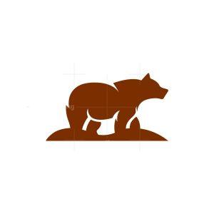 Bear Grizzly Logo