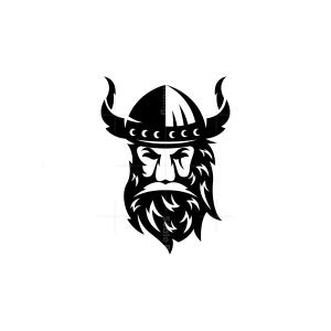 Bearded Viking Logo Viking Logo