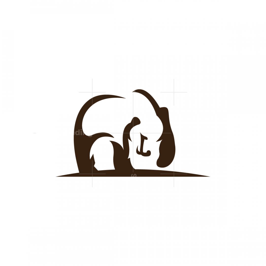 Brown Bear Logo Grizzly Logo