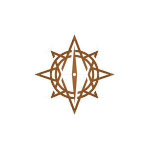 Travel Compass Logo