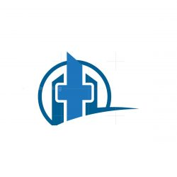 Medical Logo Health Care Real Estate Logo