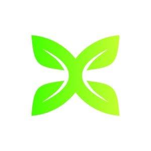 dc leaf nature symbol logo