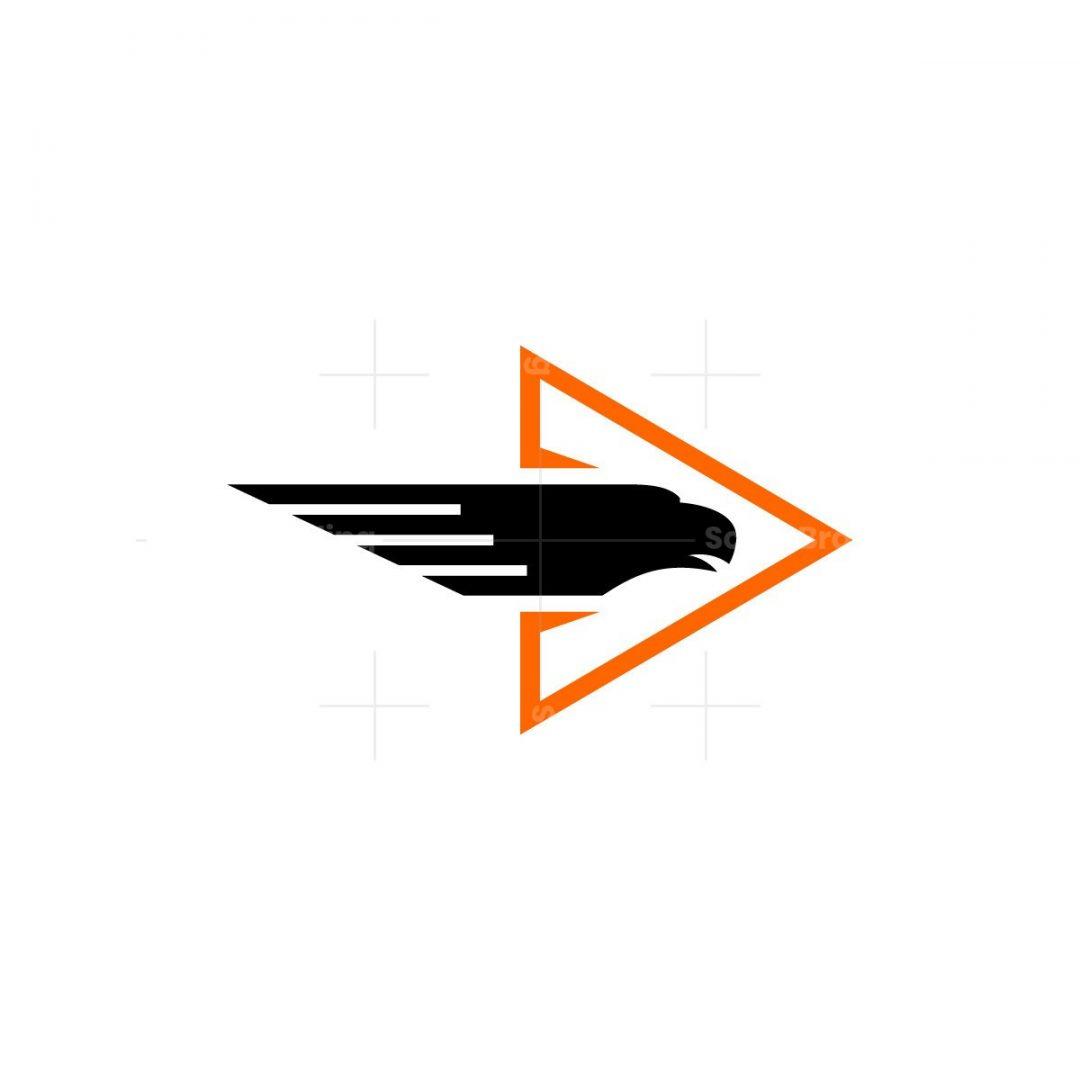 Fast Eagle Logo