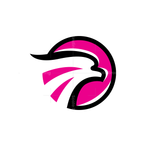 Circle Eagle Logo Eagle Head Logo
