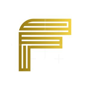 letter f letter logo