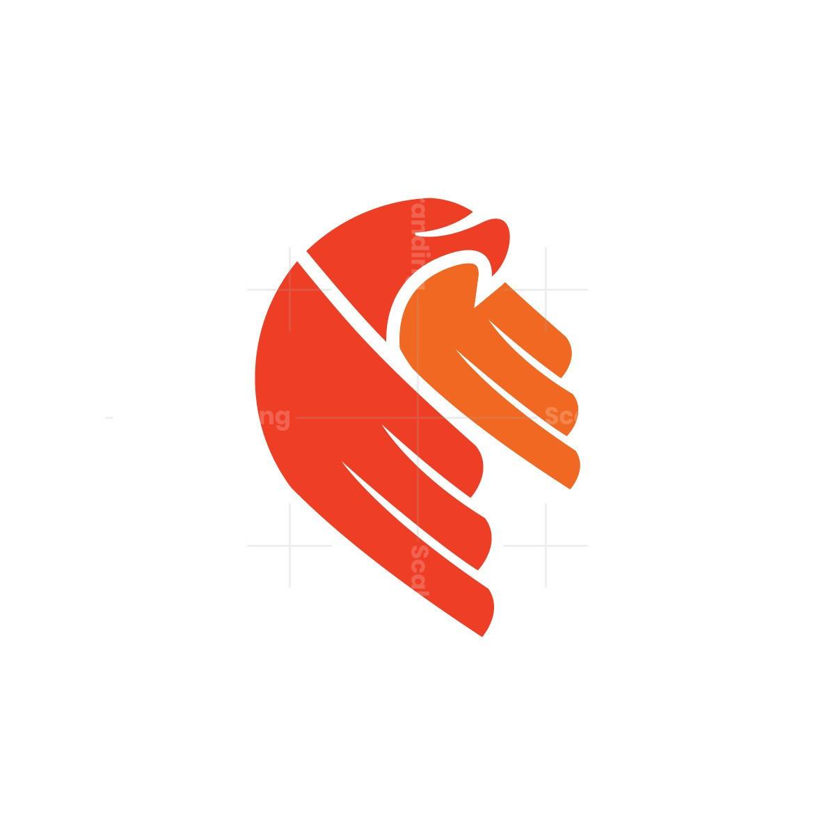 Flying Eagle Logo Eagle Logo