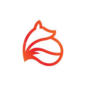 Small Fox Logo Cute Fox Logo