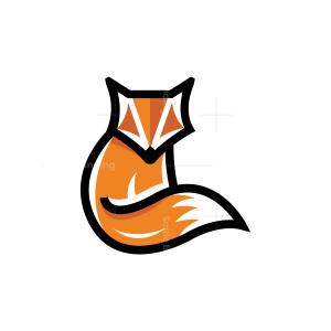 Sitting Fox Logo