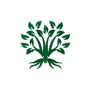 Roots Tree Logo Tree Logo
