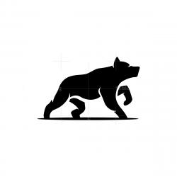 Ground Bear Logo