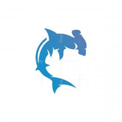 Hammer Shark Logo