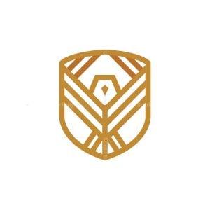 Shield Eagle Logo
