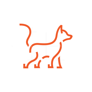 Linear Fox Logo Fox Logo