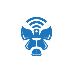 Technology Connection Lion Logo