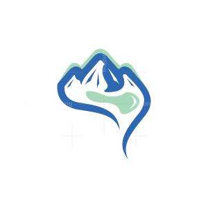 Lake Mountain Logo