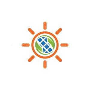 Natural Energy Logo Sun Logo