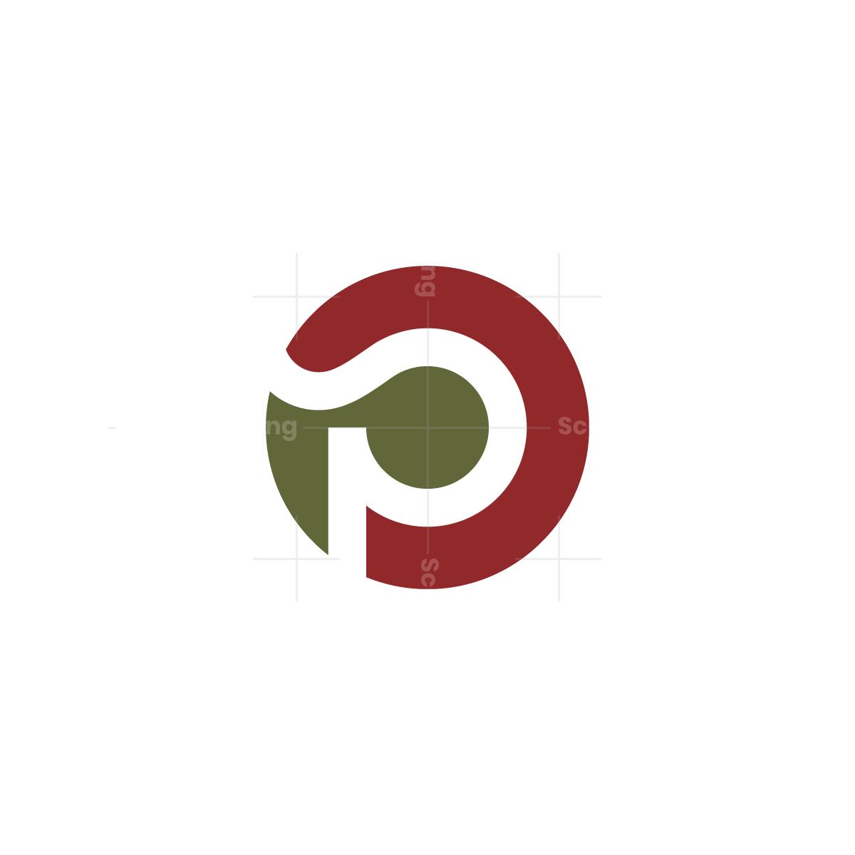 Nice Letter P Logo