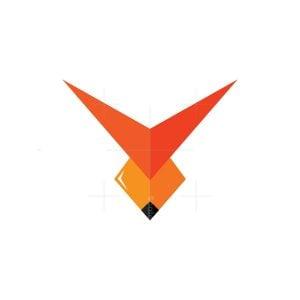 Sharp Fox Logo Fox Head Logo