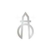 Silver Beacon Logo Lighthouse Logo