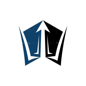 Ocean Trident Logo