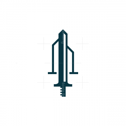 Sword Real Estate Logo