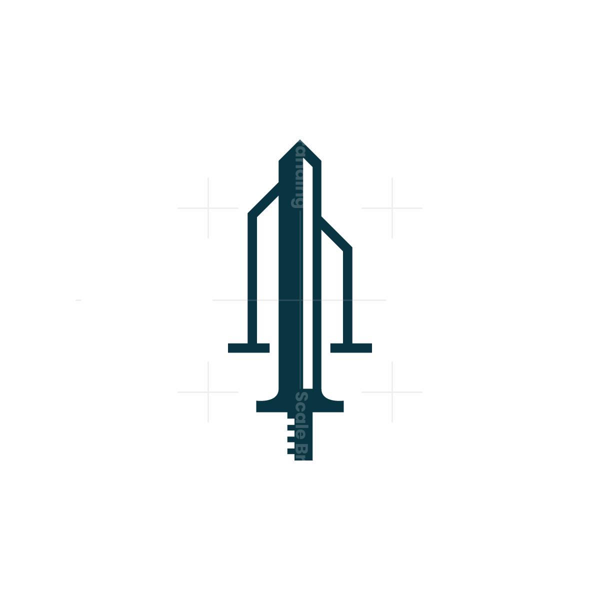 Sword Real Estate Logo