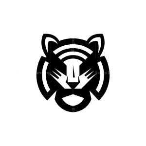 Tiger Head Logo