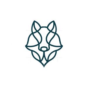 Wolf Head Logo Wolf Logo