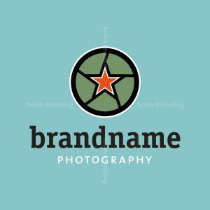 Star Aperture Photography Logo
