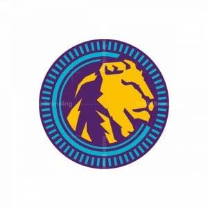 Stately Lion Logo