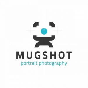 Mugshot Photography Logo