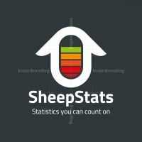 Sheep Data Statistics And Analytics Logo
