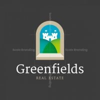 Castle Green Fields Real Estate Logo