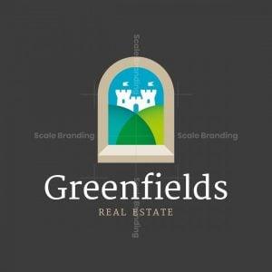 Castle Green Fields Real Estate Logo