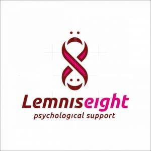 Lemniscate Psychological Support Logo