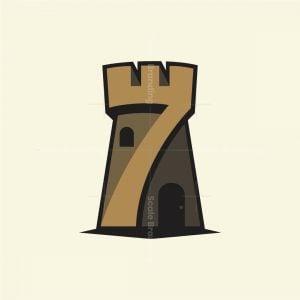7 Castle Logo