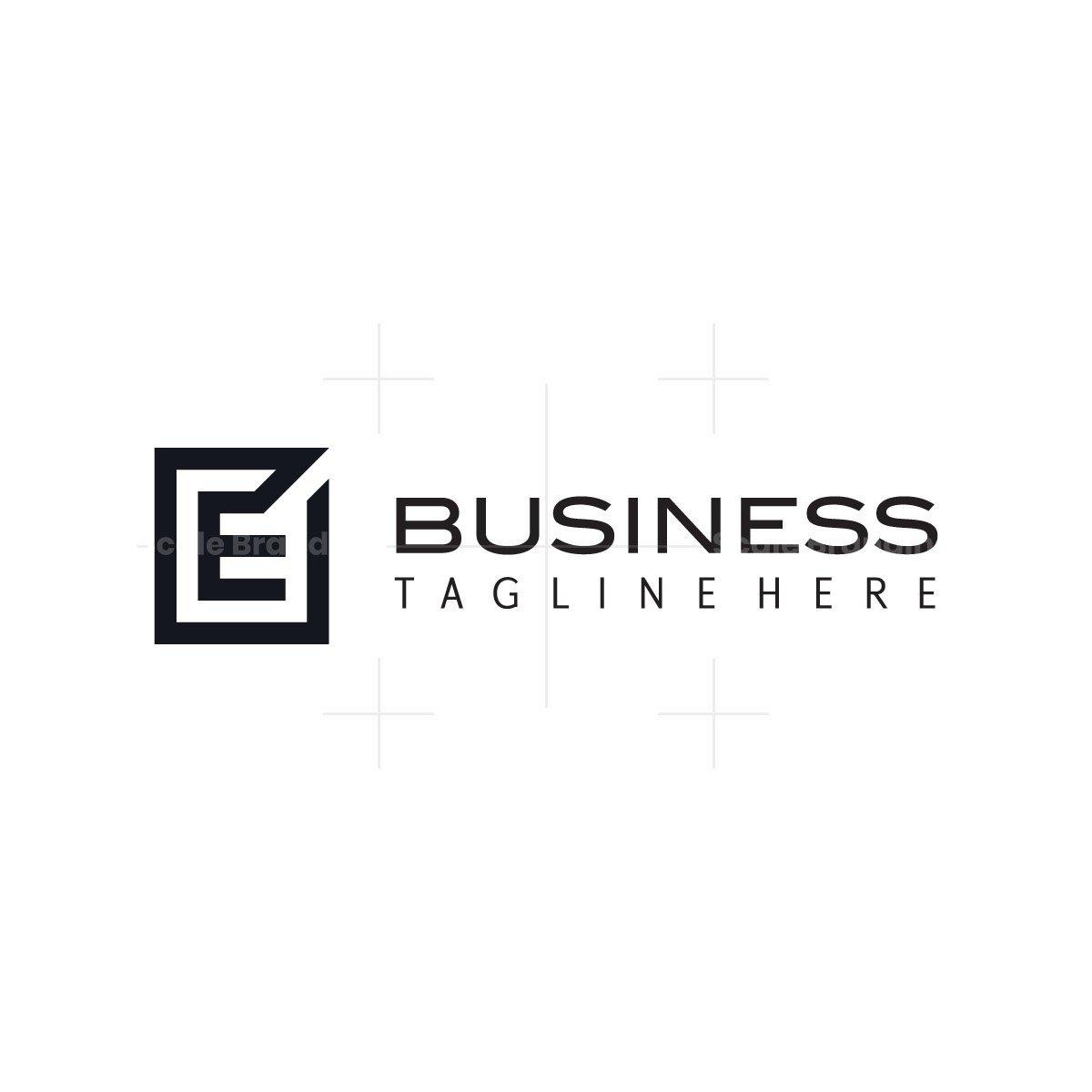 Corporate Letter E Logo