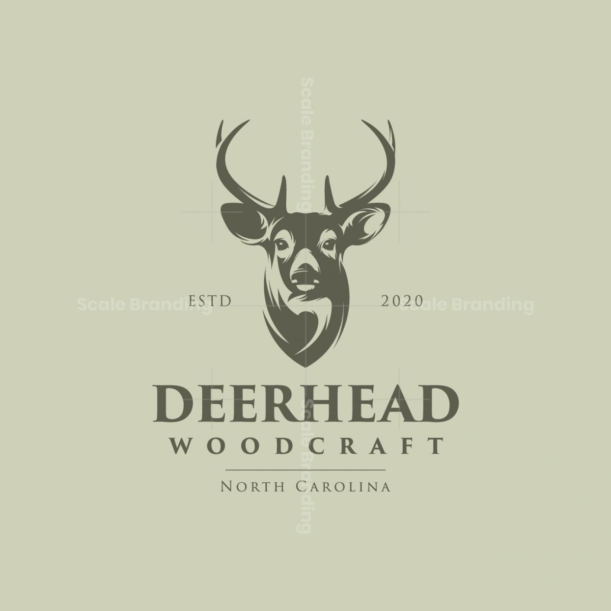 Deerhead Logo