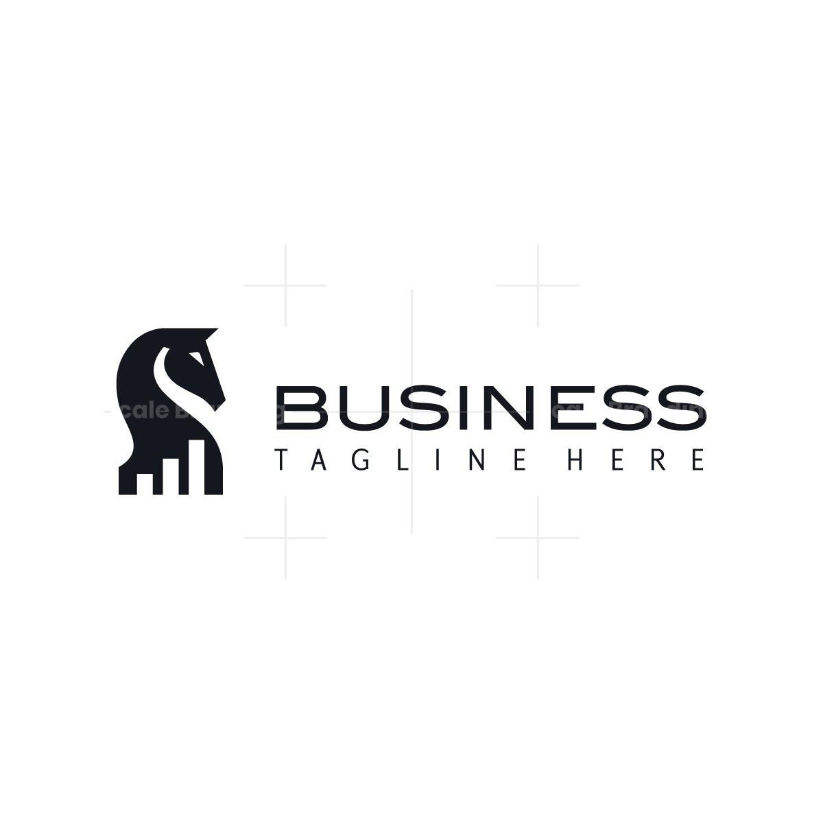 Financial Horse Logo