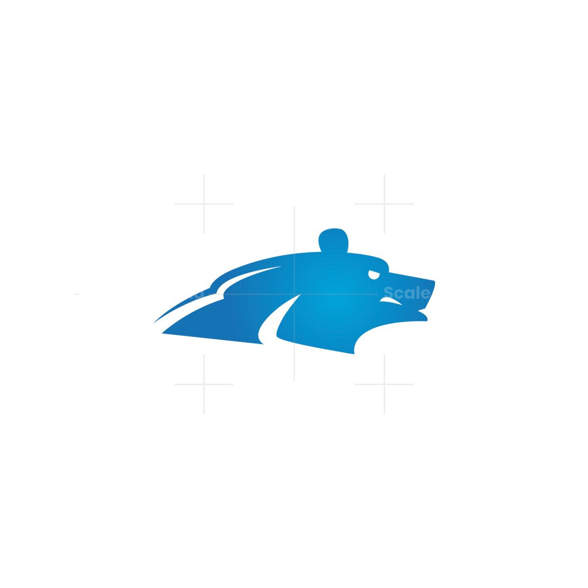 Grizzly Sport Vector Logo