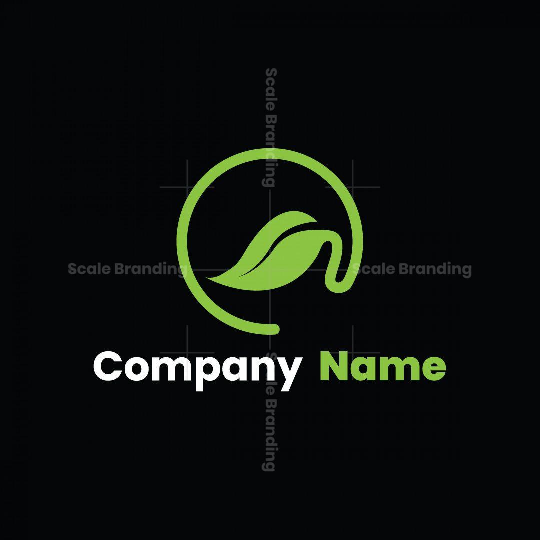 @ Leaf Logo