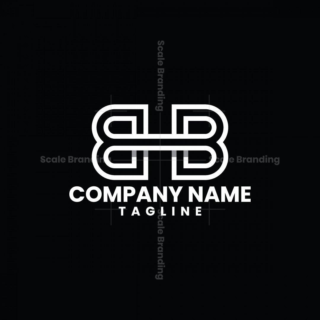 Bb Or Bhb Monogram Logo
