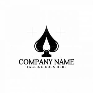 Ace Oil And Water Droplets Logo